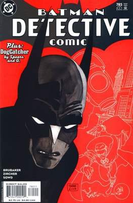 Detective Comics Vol. 1 (1937-2011; 2016-) (Comic Book) #785