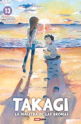 Takagi: La maestra de las bromas #13