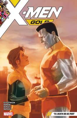 X-Men Gold (Softcover) #6