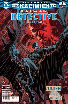 Batman: Detective Comics. Renacimiento (Rústica 72 pp) #3