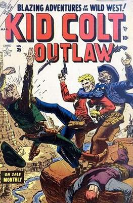 Kid Colt Outlaw Vol 1 #35