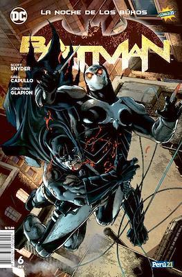 Batman: La noche de los buhos (Grapas) #6