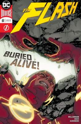 The Flash Vol. 5 (2016-2020) (Comic Book) #61