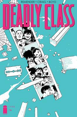 Deadly Class (Comic-book) #16