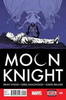Moon Knight Vol. 5 (2014-2015) (Comic Book) #9