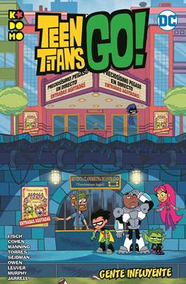 Teen Titans Go! #12