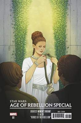 Star Wars: Age of Rebellion Special (Variant Cover) (Comic Book) #1.1