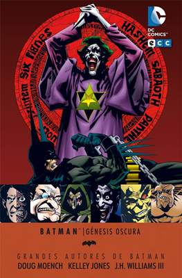 Grandes Autores de Batman: Doug Moench y Kelley Jones #4