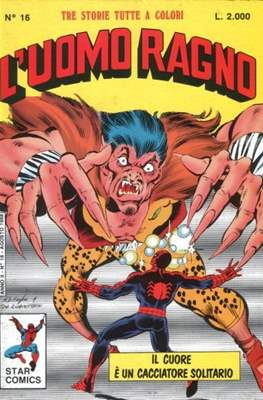 L'Uomo Ragno / Spider-Man Vol. 1 / Amazing Spider-Man #16