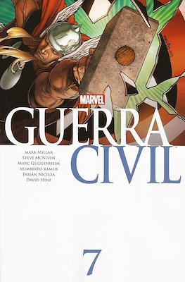 Guerra Civil #7