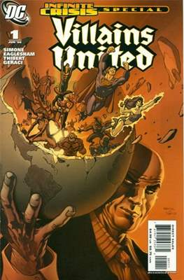 Infinite Crisis Special: Villains United (2006)