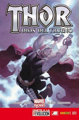 Thor / El Poderoso Thor / Thor - Dios del Trueno / Thor - Diosa del Trueno / El Indigno Thor (2011-) (Grapa) #31