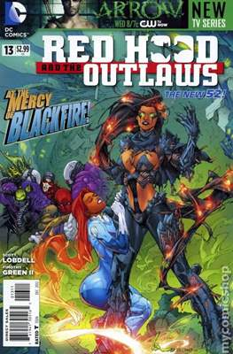 Red Hood and the Outlaws (2011-) New 52 (Comic-Book) #13