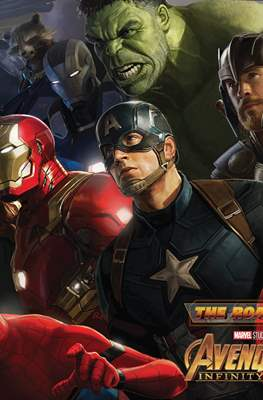 The Road to Marvel's Avengers: Infinity War