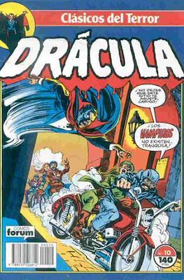 Clásicos del Terror: Drácula (1988-1989) (Grapa. 17x26. Color.) #10