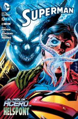 Superman. Nuevo Universo DC / Renacimiento #10