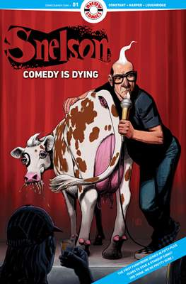 Snelson: Comedy is Dying