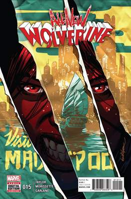 All-New Wolverine (2016-) (Comic book) #15