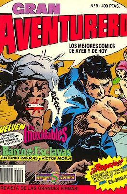 Gran Aventurero (Grapa. 84 pp) #9