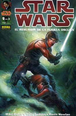 Star Wars. El resurgir de la fuerza oscura #2