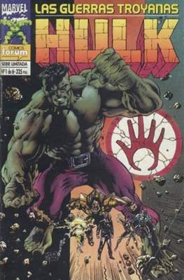 Hulk: Las guerras troyanas (Grapa 48 pp) #1