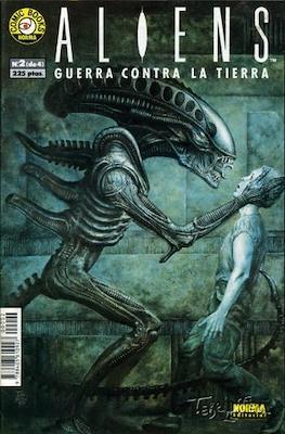 Aliens: Guerra contra la Tierra (Grapa 36 pp) #2