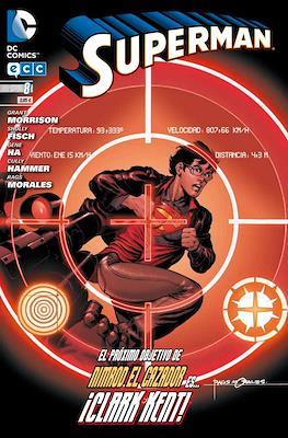 Superman. Nuevo Universo DC / Renacimiento (Grapa) #8