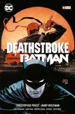Deathstroke contra Batman (Cartoné 240 pp) #