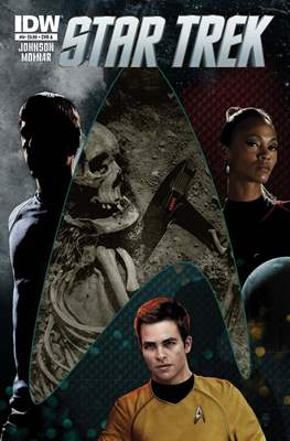 Star Trek (Grapa) #4
