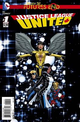 The New 52 Futures End: Justice League United