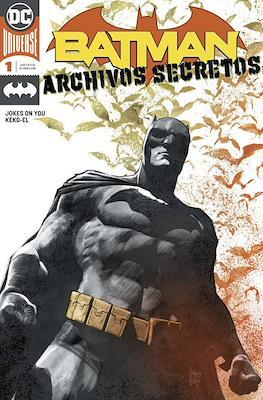 Batman Archivos Secretos