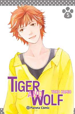 Tiger and Wolf #5