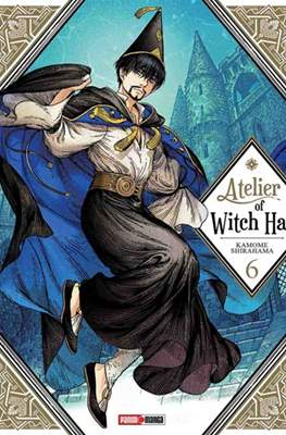 Atelier of Witch Hat #6