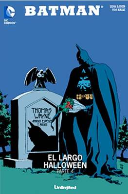 Batman. El largo Halloween (Rústica. 2013) #4