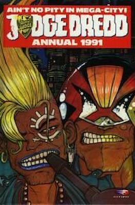 Judge Dredd Annual #11