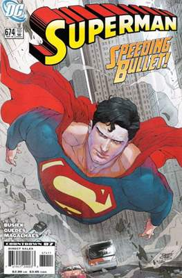 Superman Vol. 1 / Adventures of Superman Vol. 1 (1939-2011) (Comic Book) #674