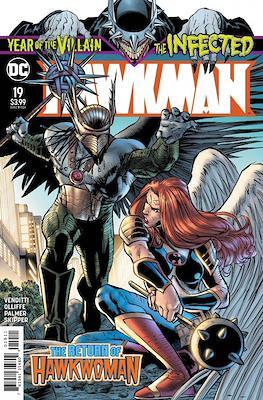 Hawkman Vol. 5 (2018-) (Comic Book) #19