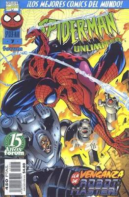 Spiderman Unlimited (1996-1999) (Grapa) #7