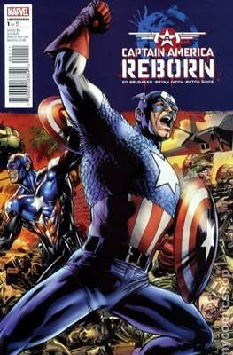 Captain America: Reborn (Comic Book) #1