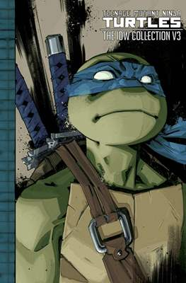 Teenage Mutant Ninja Turtles: The IDW Collection (Hardcover) #3
