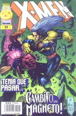 X-Men Vol. 2 / Nuevos X-Men (1996-2004) (Grapa 24 pp) #17