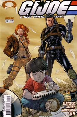 G.I.Joe: A Real American Hero (Comic-book. 24 pp) #16