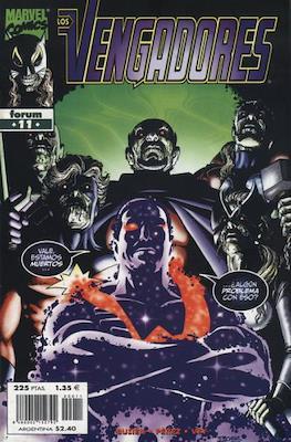 Los Vengadores vol. 3 (1998-2005) (Grapa. 17x26. 24 páginas. Color. (1998-2005).) #11