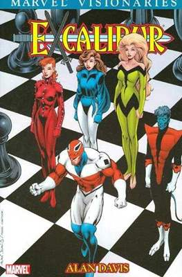 Excalibur Visionaries: Alan Davis (Softcover) #1