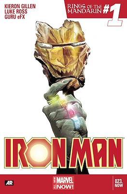 Iron Man (Vol. 5 2012-2014) (Comic Book) #23