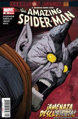 The Amazing Spider-Man (2005-2013) (Grapa) #38