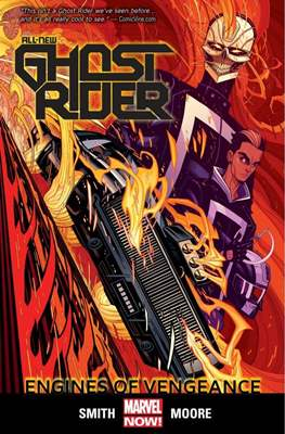All New Ghost Rider (2014-2015) (Softcover 112-160 pp) #1