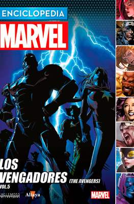 Enciclopedia Marvel (Cartoné) #31