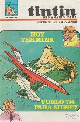 Tintin (Grapa 20 pags.) #62