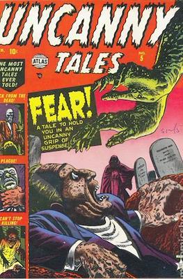 Uncanny Tales #5